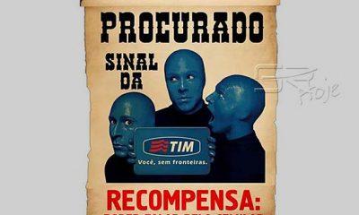 original Procurado TIM 2012
