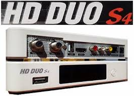 Atualização Freesatelitalhd Duo S4 v.304-17/05/2017