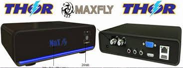 Nova atualização maxfly Thor 4D4 v.1.050 - set/2016