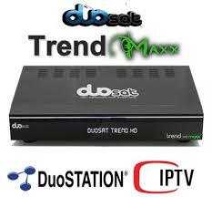 NOVA ATUALIZAÇÃO DUOSAT TREND HD MAXX V.1.84 - JULHO 2018