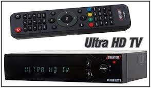 phantom ultra hd tv - portal azbox