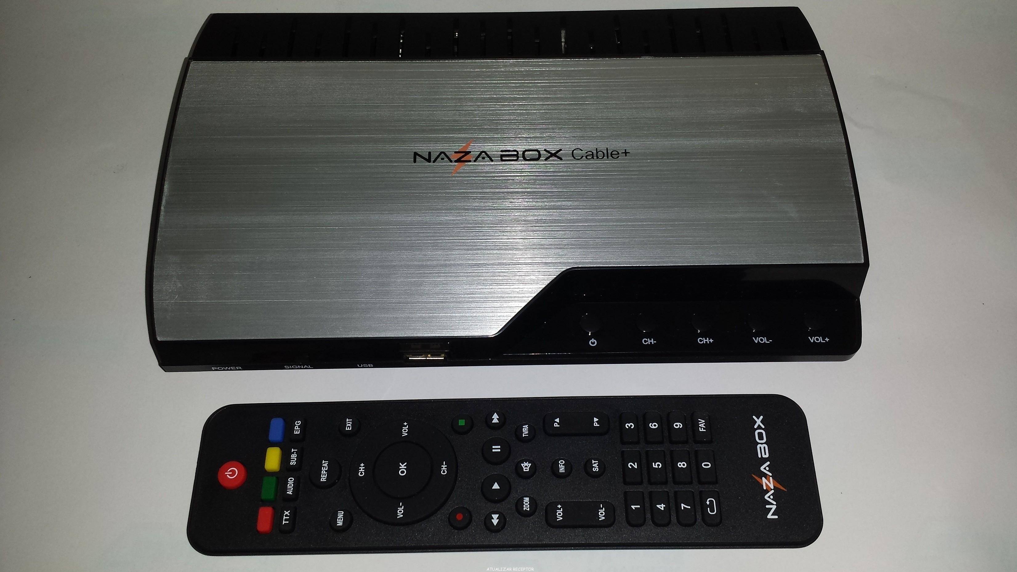 NazaBox Cable HD Mini