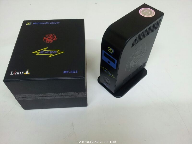MAXFLY RAIO HD 3D3 - V.1.36