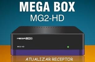 Megabox MG2 atualização HD volta dos canais codificados - 10/03/2017