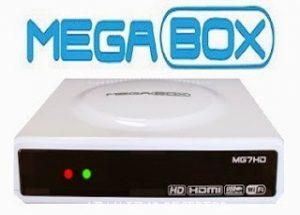MEGABOX MG7 HD PLUS