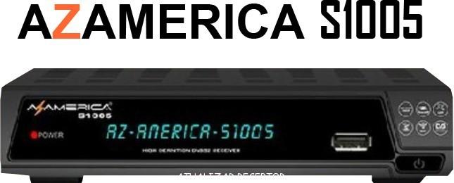 Atualização azamerica s1005 v.1.09.18263 – 22/06/2017