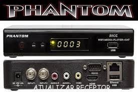 Atualização Phantom Bioz v.1.047 data 30/04/2017