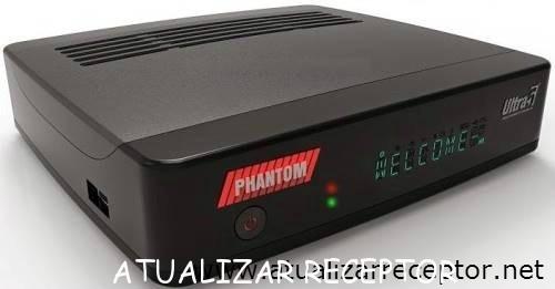 Atualização Phantom ultra 5 HD v.1.036 - 17/06/2017
