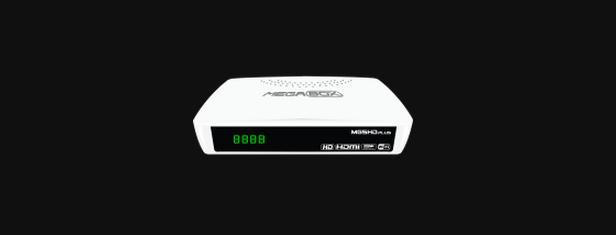 MEGABOX MG5 HD ATUALIZAÇÃO V.1.60 - 2018
