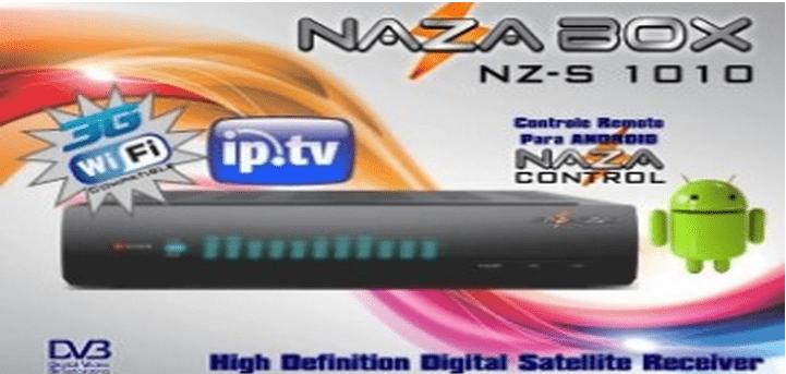 Resultado de imagem para NAZABOX NZ - S1010