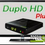 Tocomsat Duplo + plus nova atualização v.2.47 - 2017