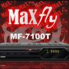 Recovery Maxfly MF 7100T - 21/05/2017