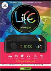 Atualização Tocombox life HD