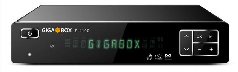 GIGABOX S1100 ATUALIZAÇÃO V.16.12.2017 - DOWNLOAD 2018