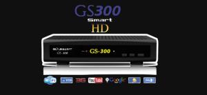 ATUALIZAÇÃO GLOBALSAT GS300 V4.14 - FEV/2018