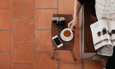 coffee morning magazine