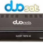 Duosat trend maxx HD nova atualização 22W com v.1.54 - 23/07/2016