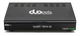 ATUALIZAÇÃO DUOSAT TREND HD MAXX V.1.76 - 17/08/2017