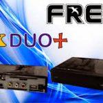 FREEI X DUO+ ATUALIZAÇÃO V4.06 - 02/03/2017 CORREÇÃO SKS 61W E 58W