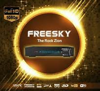 ATUALIZAÇÃO FREESKY THE ROCK ZION V.1.08.113 - 24 NOVEMBRO 2017