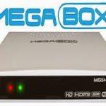 Atualização Megabox Mg5 hd v.3.71 maio 2017