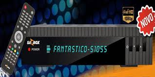 ATUALIZAÇÃO SATBOX FANTÁSTICO S1055 PACTH 58W – 16/08/2017