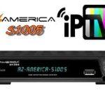 Nova Atualização Azamerica s1005 HD v.1.09.17318 - Out/2016