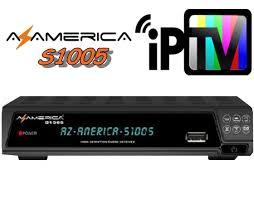 Última Atualização Azamerica s1005 abrindo canais HDS