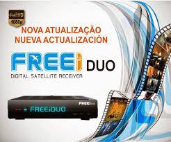 Atualização Freei Hd Duo download grátis - Agosto 2016