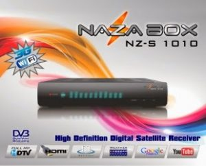 Atualização Nazabox Nz s1010 v.4.08 - junho 2017