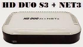 HD DUO S3 + NET 3