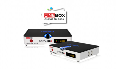CINEBOX FANTASIA MAXX DUAL CORE - 22/01/2018