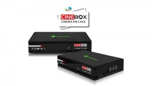 Atualização Cinebox maestro v.4.22 para iks e sks 58w - 13/05/2017