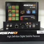 Atualizar Genio G1020 correção canal codificado atualização v.1.026 - 30/04/2017