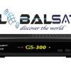 Atualização Globalsat Gs 300 v.4.07 - junho 2017