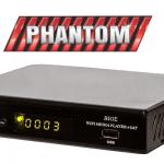 Atualização Megabox 3000 transformado em Phantom Bioz