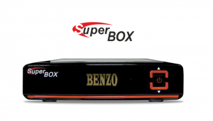 NOVA ATUALIZAÇÃO SUPERBOX BENZO HD V.1.041 - 15/05/2017