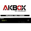 AKBOX AK 100 HD By Aztuto.fw