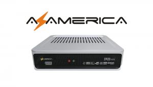 Atualização modificada Azamerica s922 hd mini v.021 - 16/05/2017