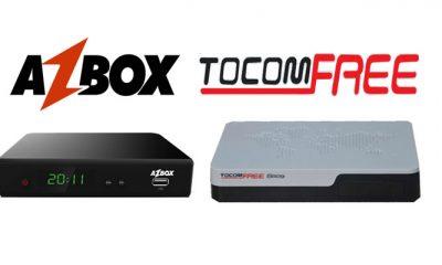 Azbox Bravissmo em Tocomfree HD By aztuto