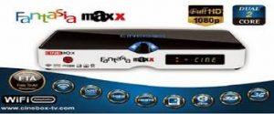 Atualização cinebox fantasia maxx  - 27/06/2017