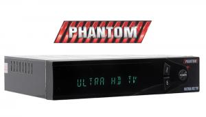 Atualização Phantom ultra hd tv v.9.06.02.s33 - 4 julho 2017