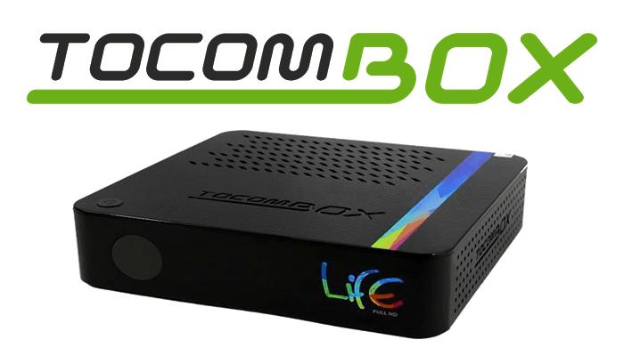 Tocombox Life HD Nova Atualização v.4.82 - 22 Outubro 2018