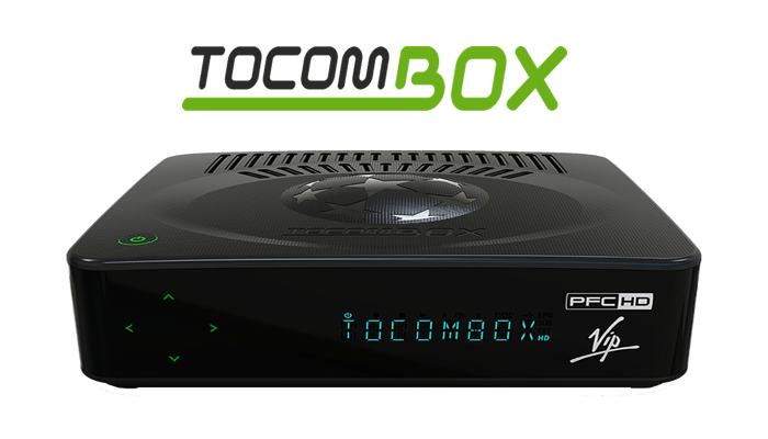 Tocombox PFC HD VIP Nova Atualização v.01.050 - 11 Outubro 2018
