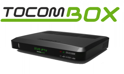 Tocombox Zeus IPTV