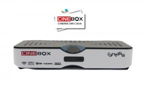 Atualização Cinebox fantasia hd ( duo) - 27/06/2017