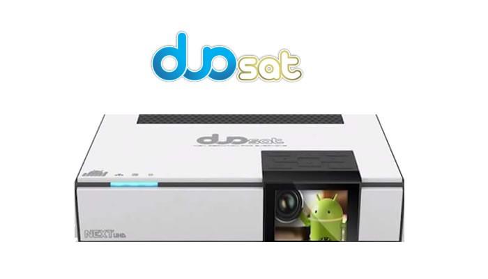 """Segue especificações do novo Duosat """" Nex UHD """""""