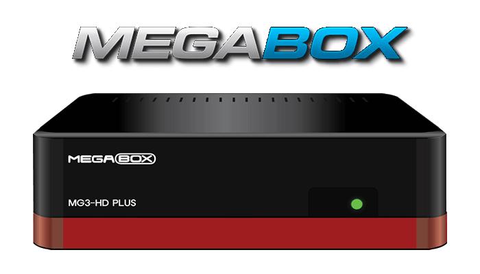 ATUALIZAÇÃO NOVA MEGABOX MG3 PLUS - FEVEREIRO/2017