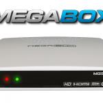 RECEPTOR MEGABOX MG 5 HD ATUALIZAÇÃO LIBERADA - 22/04/2016