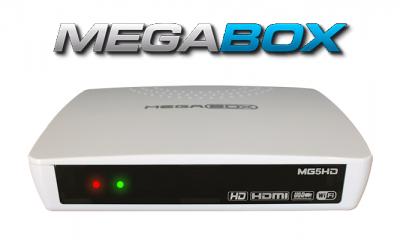ATUALIZAÇÃO MEGABOX MG5 HD PLUS V.1.61 - FEVEREIRO 2018